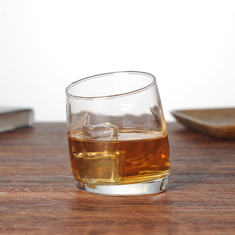 10oz 30cl Slanted Shape Whisky Tasting Glass